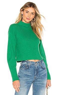 Structured Pullover Sweater Tibi $237