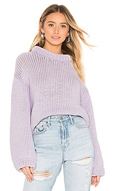 Solid Pullover Sweater Tibi $550 Collections