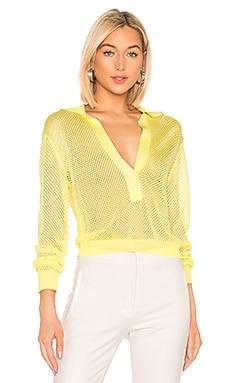 Mesh Pullover Sweater Tibi $70 (FINAL SALE)
