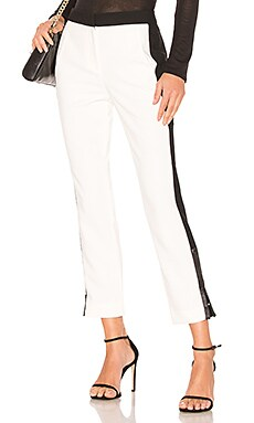Skinny Tuxedo Pant Tibi $225