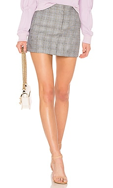 Mini Trouser Skirt Tibi $375
