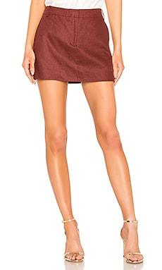 Canvas Mini Trouser Skirt Tibi $147