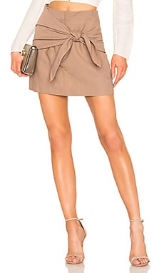 Removable Tie Mini Skirt Tibi $116 Collections