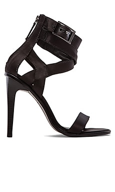 Tibi Vanya Heel in Black