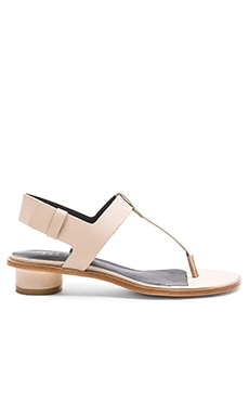 Tibi Morgan Sandal in Nude