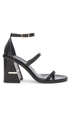 Tibi Ariya Sandal in Black