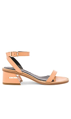 Peyton Sandals in Tea Rose