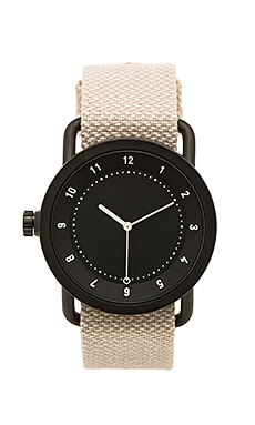 TID Watches No.1 in Black & Sand Twain