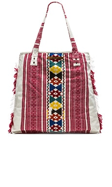 Tigerlily Uluaki Bag in Oat