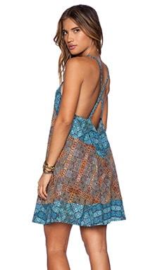 Tigerlily La Casita Dress in Tile