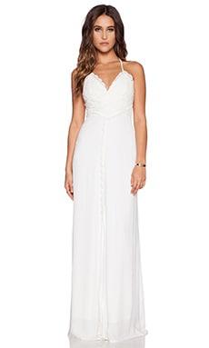 Tigerlily Cardamine Maxi Dress in White