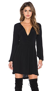 Tigerlily Savin Dress in Black