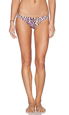 Tigerlily Atzaro Tiger Bikini Bottom in Leopard