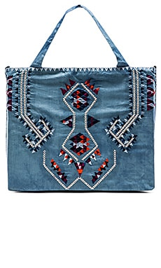 Tigerlily Vida Bag in Denim