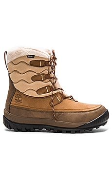 Timberland Woodhaven Boot in Brown