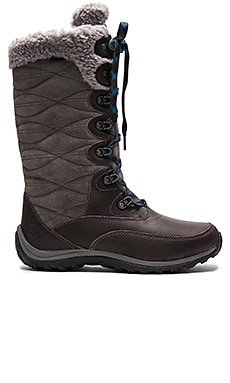 Willowood Boot in Dark Grey