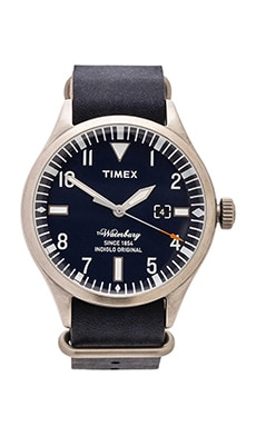 Timex The Waterbury in Blue & Blue