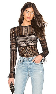 Jane Lace Bodysuit Thistle & Spire $69
