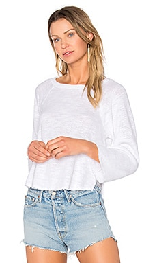 Lomita Top in White
