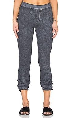 TYLER JACOBS Pixi Sweatpant in Heather Grey