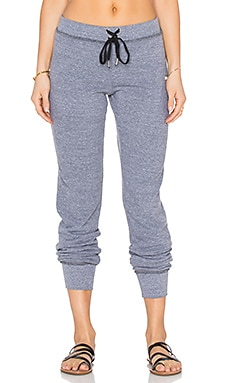 TYLER JACOBS Rippa Sweatpant in Heather Grey