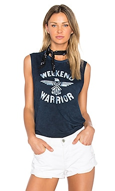 Weekend Warrior Cut Off Tank