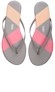 TKEES Barre Sandal in Ballet Beauty