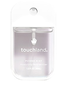 Neutral Power Mist Hand Sanitizer touchland $12