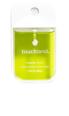 Aloe Vera Power Mist Hand Sanitizer touchland $12