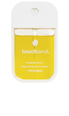 Vanilla Cinnamon Power Mist Hand Sanitizer touchland $12 NEW