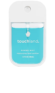 Mint Power Mist Hand Sanitizer touchland $12