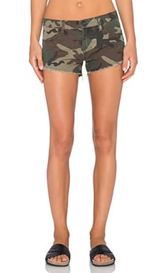 The Laundry Room Honeys Short in Camo
