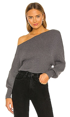 Leon Off Shoulder Sweater The Line by K $149 BEST SELLER