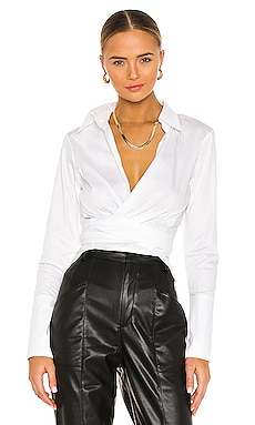 Jett Wrap Top The Line by K $179