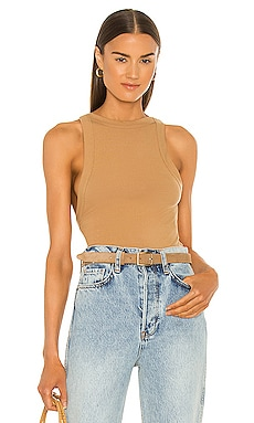 Ximeno Tank Top The Line by K $75