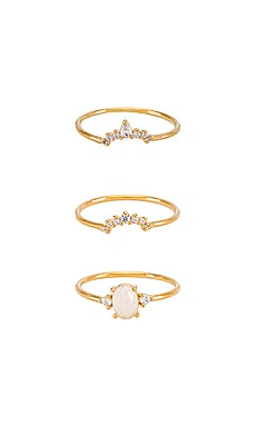 Stackable Ring Set Of Three TAI Jewelry $90