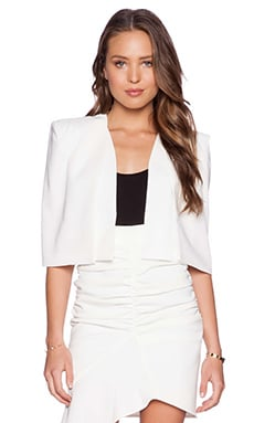 tiger Mist Pure Truth Cape in White