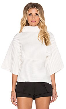 tiger Mist Its On You Knit Sweater in Cream