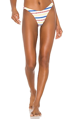 X REVOLVE High Leg Brief Bottom TM Rio de Janeiro $28 (FINAL SALE)