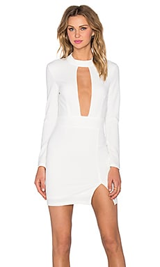 Toby Heart Ginger x Love Indie Gigi Mini Dress in White