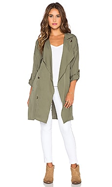 x Love Indie June Trench Coat