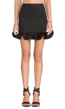 Toby Heart Ginger x Love Indie Upper East Skirt in Black