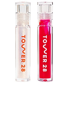 KIT DE REGALO PARA LOS LABIOS LIP JELLY DUO Tower 28 $22