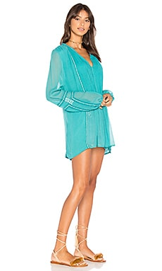 Lani Top in Teal