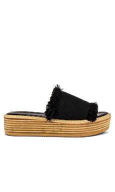 Ebony Sandal Tony Bianco $123 NEW
