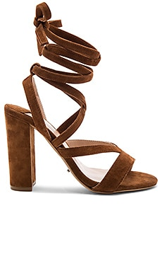 Kappa Heel in Malt Kid Suede