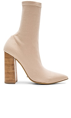 Diddy Bootie in Beige