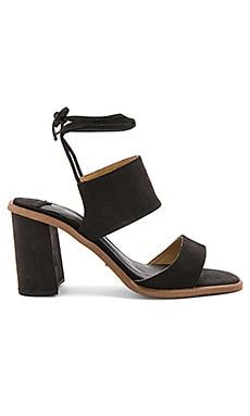 Cuoco Heel in Black Phoenix