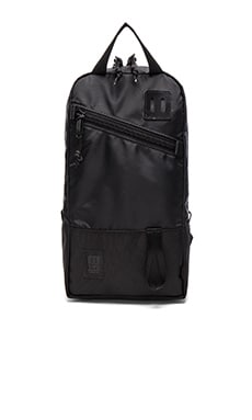 TOPO DESIGNS Trip Pack in Ballistic & Black
