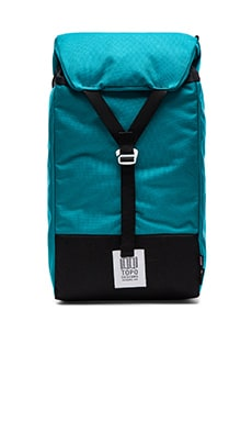 TOPO DESIGNS Y-Pack in Turquoise